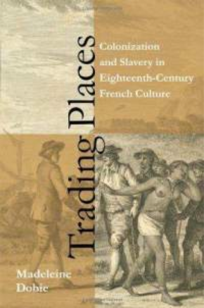 BOOK: Dobie on Images of Slavery in 18c French Culture