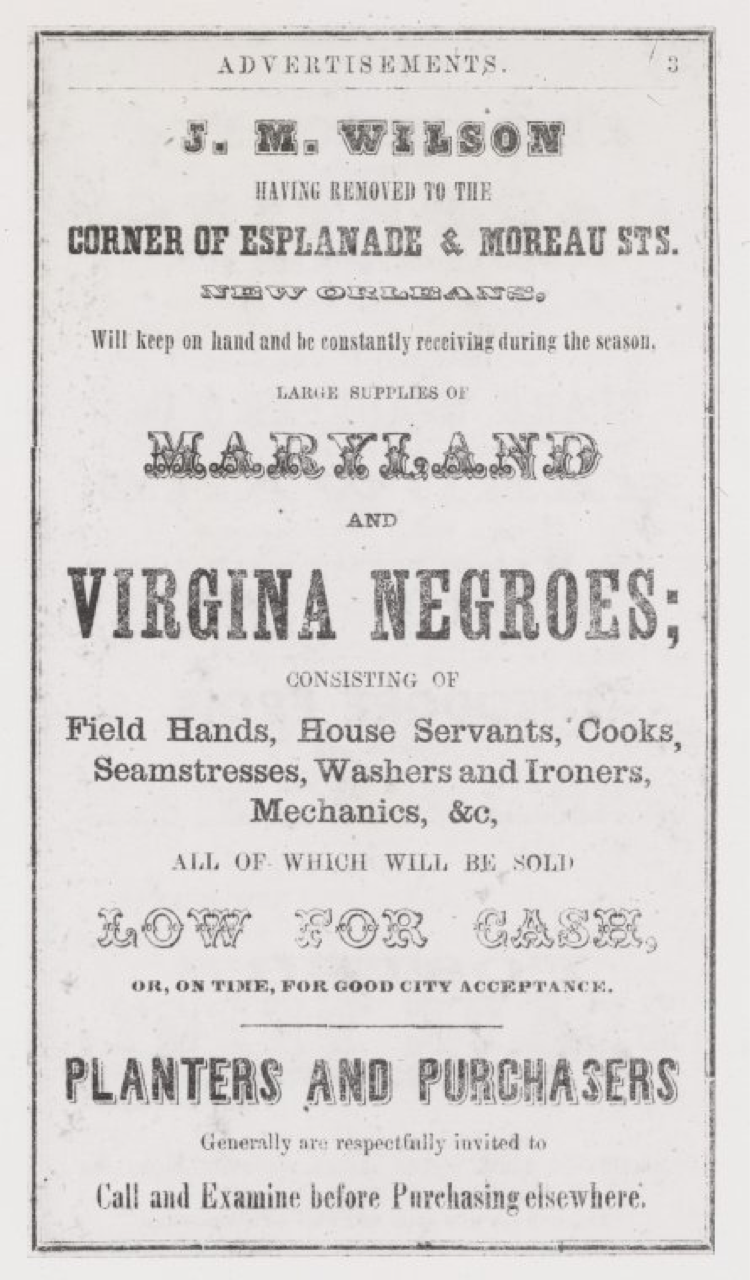 the condition of enslaved women The racist roots of gynecology & what  of experimental operations on enslaved black women in the  women were in horrible condition and went hoping.