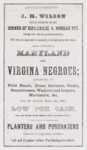ARTICLE: Millward on Enslaved Women, Bodies, and Maryland Manumission Law