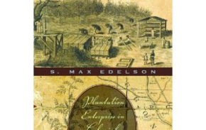 BOOK: Edelson on the Plantation Worlds of South Carolina