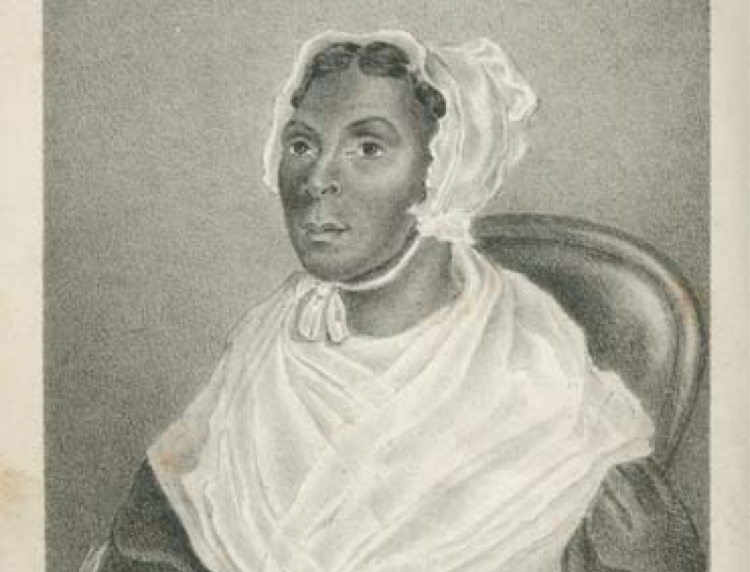 Jarena Lee, first female preacher of the African Methodist Episcopal Church of America