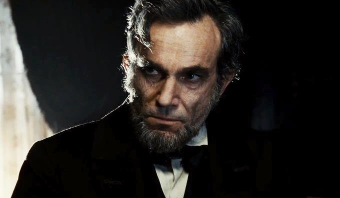 Daniel Day Lewis as Lincoln