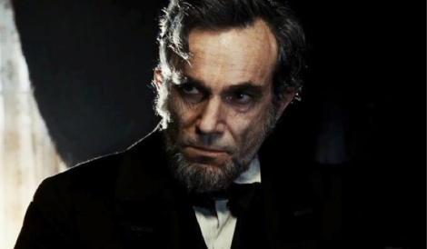 Daniel Day Lewis as Spielberg's Lincoln