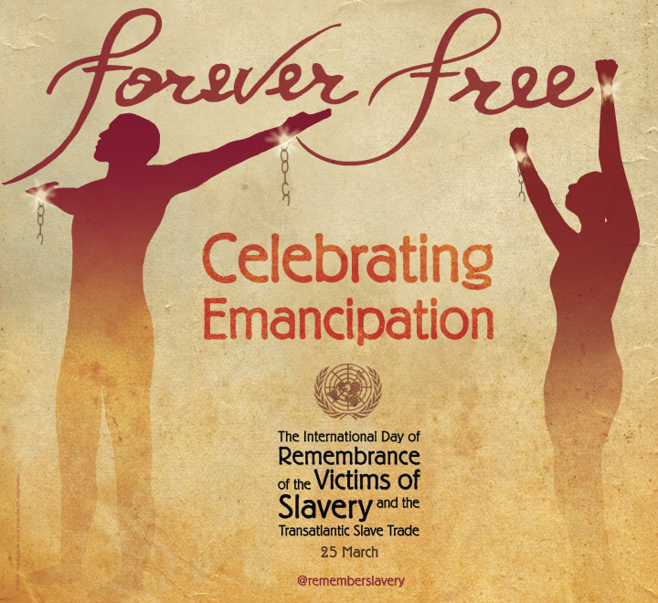 """Forever Free: Celebrating Emancipation"""