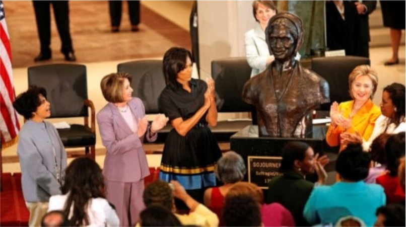 Sojourner Truth Bust