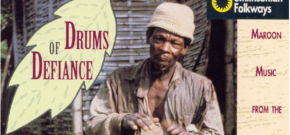 CD: Drums of Defiance, Maroon Music of Jamaica