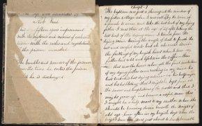 Yale Acquires 1850s Prison Memoir of African-American Man