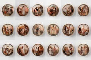 Brunias? Buttons ft. Caribbean Free and Slave Life @ Cooper-Hewitt