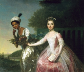 SOURCE: Thomas Hutchinson Meets Dido Belle