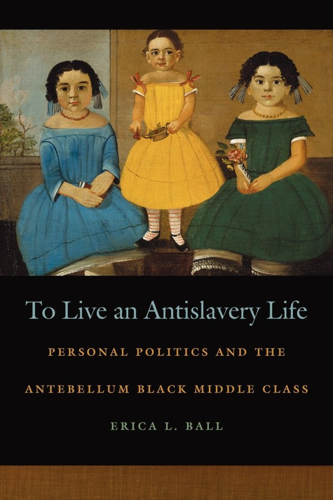 Ball to Live an Antislavery Life Cover