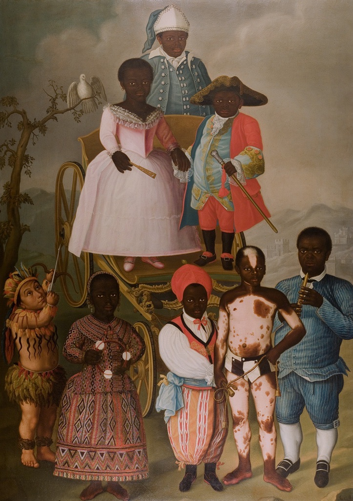 medievalpoc____Josee_C__Roza__Masquerade_Nuptuale_and_Portrait_of_Siriaco__Portugal__1788___The_website_that_came_along_with_this_submission_is_in_French__and_although_I_don_t_really_know_French__I_did_the_best_I_could_with_the_names__birth