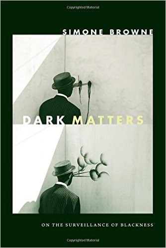 Browne, Dark Matters, Cover