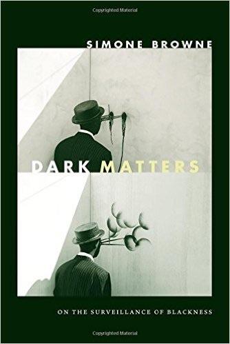 Browne, Dark Matters, Cover