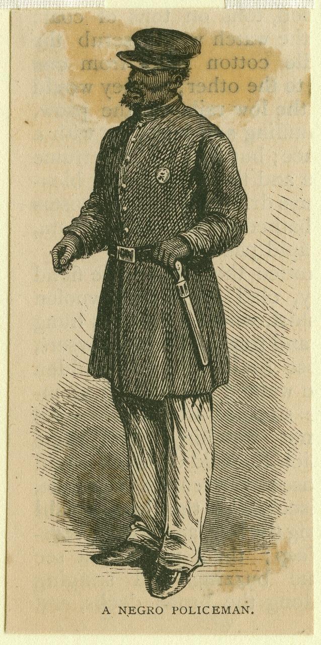 A Negro Policeman