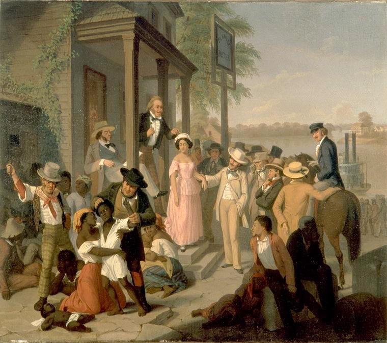Seems Girl slave trade long time