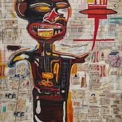 Grillo by Jean-Michel Basquiat https://buff.ly/2RQZy8k